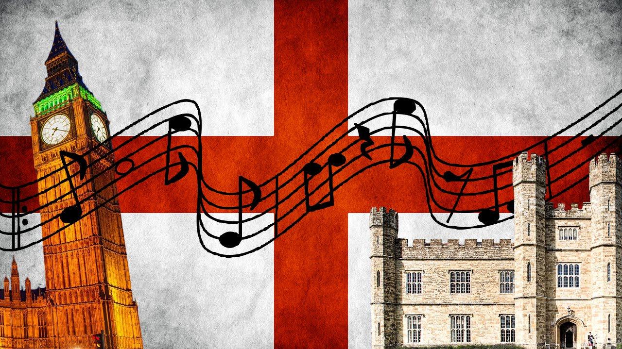 English Music of all centuries